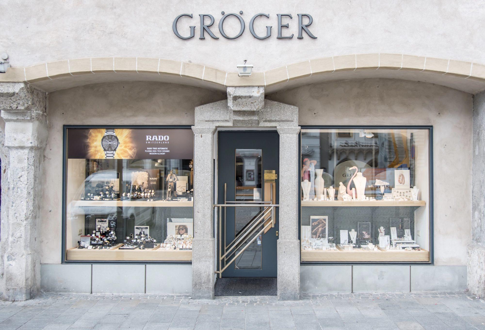 Juwelier Gröger Steyr